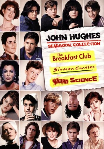 John Hughes Yearbook Collection [3 Discs] [DVD] 6991414