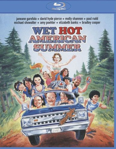 Wet Hot American Summer [With Movie Cash] [Blu-ray] [2001] 6991441