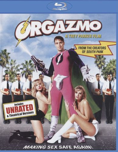 Orgazmo [With Movie Cash] [Blu-ray] [1997] 6991496
