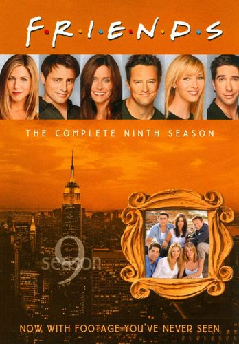 Friends: The Complete Ninth Season [4 Discs] [DVD] 6991838