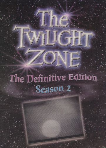 The Twilight Zone: Season 2 [The Definitive Edition] [5 Discs] [DVD] 6992016