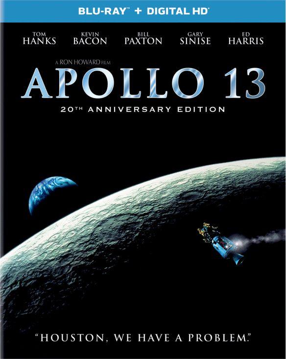 Apollo 13 [20th Anniversary Edition] [Includes Digital Copy] [UltraViolet] [Blu-ray] [1995] 6992038