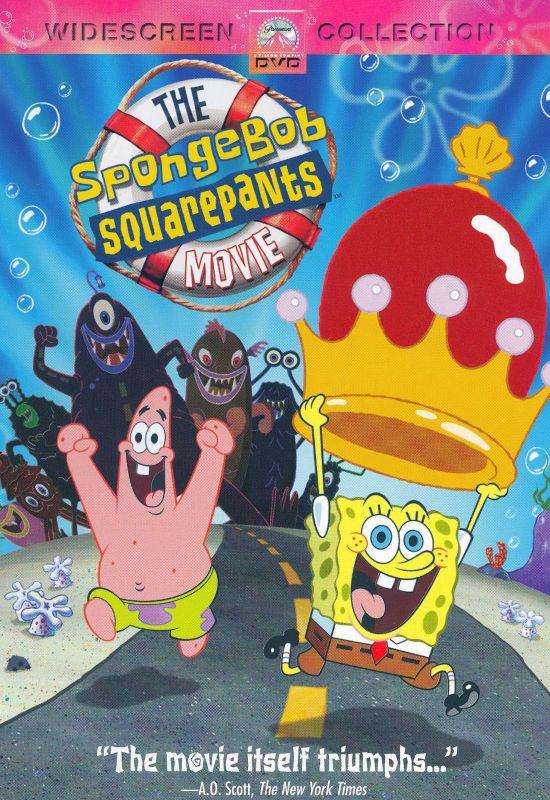 The SpongeBob SquarePants Movie [WS] [DVD] [2004] 6994176