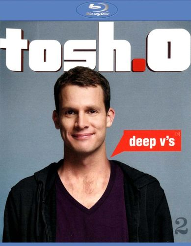Tosh.0, Vol. 2: Deep V's [2 Discs] [Blu-ray] 6999226