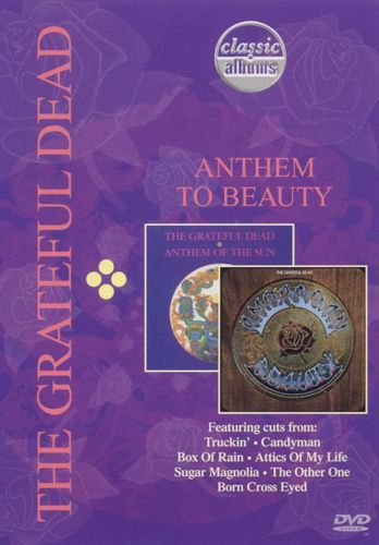 The Grateful Dead: Anthem to Beauty [DVD] [1997]