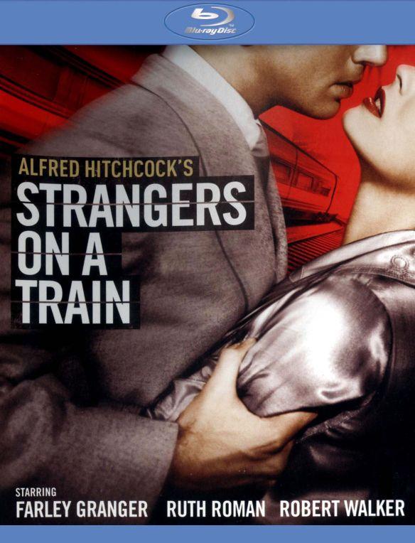 Strangers on a Train [Blu-ray] [1951] 7024684