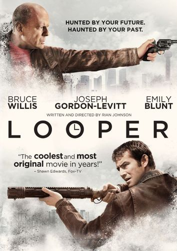 Looper [Includes Digital Copy] [UltraViolet] [DVD] [2012] 7025107