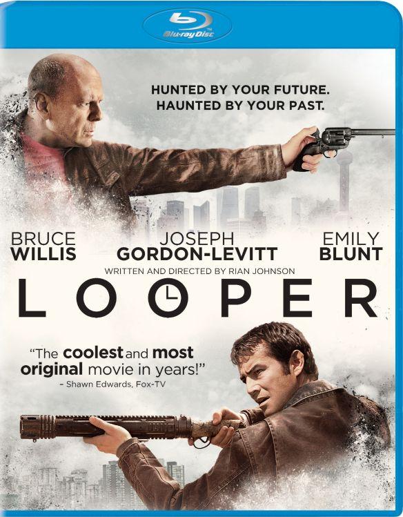 Looper [Includes Digital Copy] [UltraViolet] [Blu-ray] [2012] 7025134