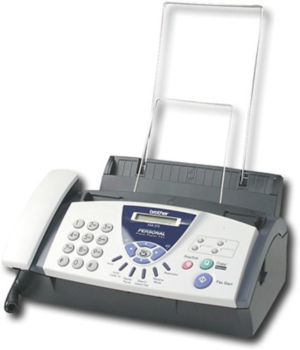 Brother - FAX-575 Fax/Phone/Copier...