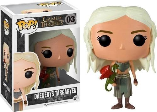 Funko - POP! TV: Game of Thrones: Daenerys Targaryen 7036088