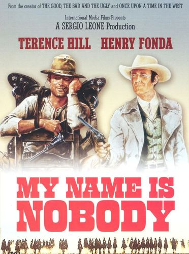 My Name Is Nobody [DVD] [1974] 7039698