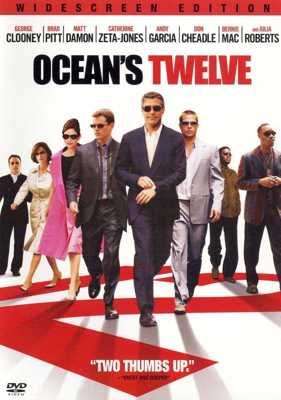 Ocean's Twelve [WS] [DVD] [2004] 7043228