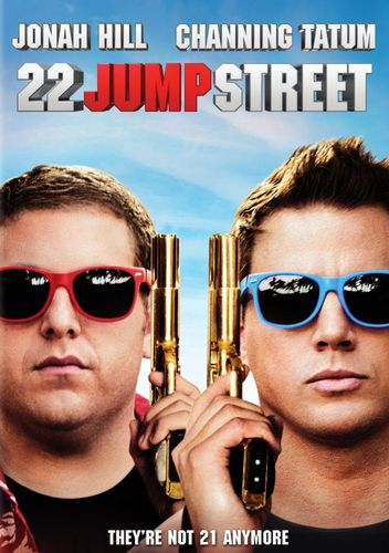 22 Jump Street [Includes Digital Copy] [UltraViolet] [DVD] [2014] 7045009