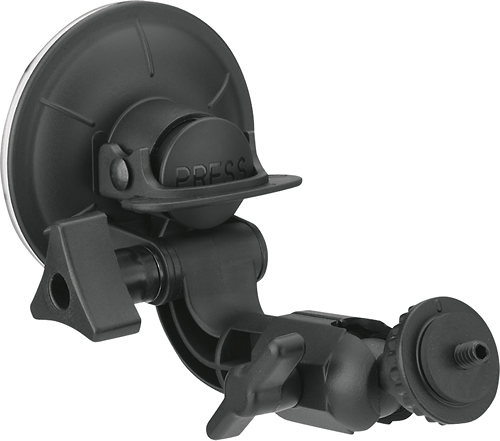 Sony - Action Cam Suction Cup Mount 7045922