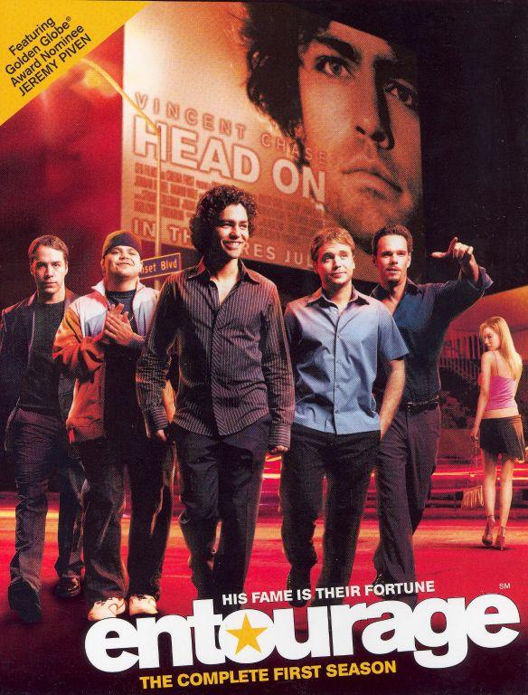 Entourage: The Complete First Season [2 Discs] [DVD] 7046396
