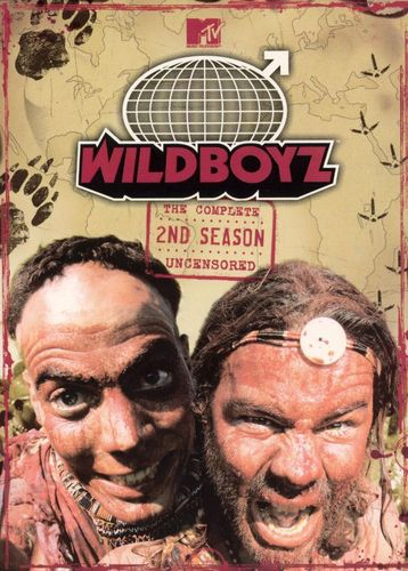 Wildboyz: The Complete Second Season Uncensored [2 Discs] [DVD] 7051557