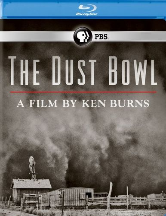 Ken Burns: The Dust Bowl [Blu-ray] 7052076