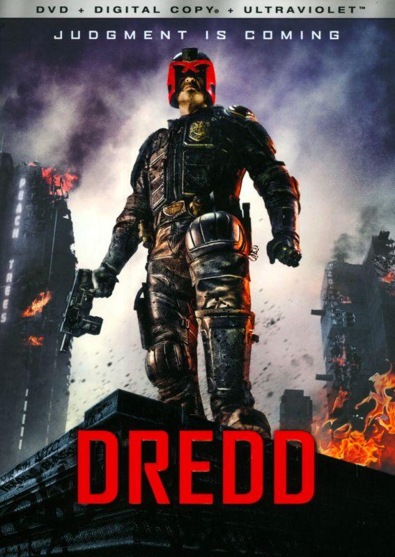Dredd [Includes Digital Copy] [DVD] [2012] 7055407