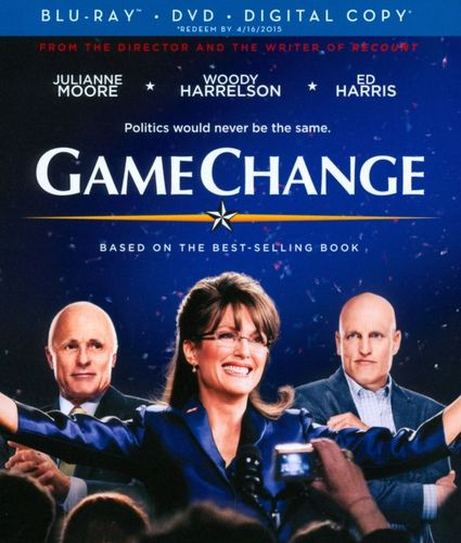 Game Change [Includes Digital Copy] [UltraViolet] [Blu-ray] [2012] 7055416
