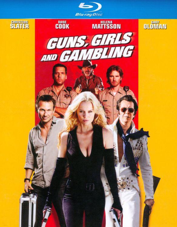 Guns, Girls and Gambling [Blu-ray] [2011] 7056212