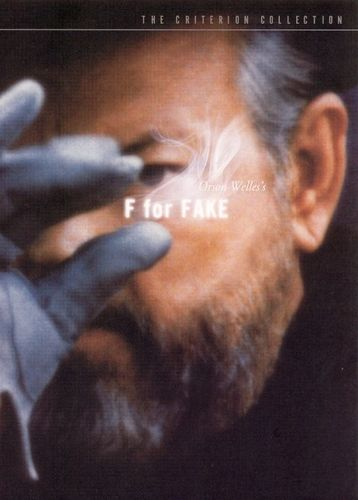 Orson Welles's F for Fake [2 Discs] [Criterion Collection] [DVD] [1973] 7060495
