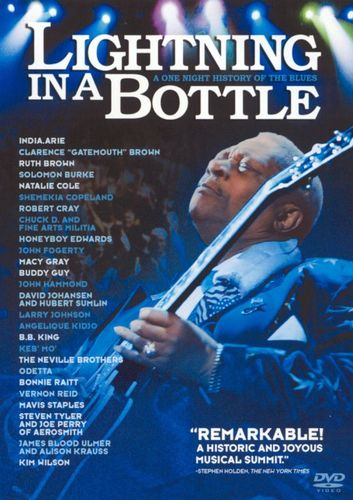 Lightning In a Bottle: A One Night History of the Blues [DVD] [2004] 7060529