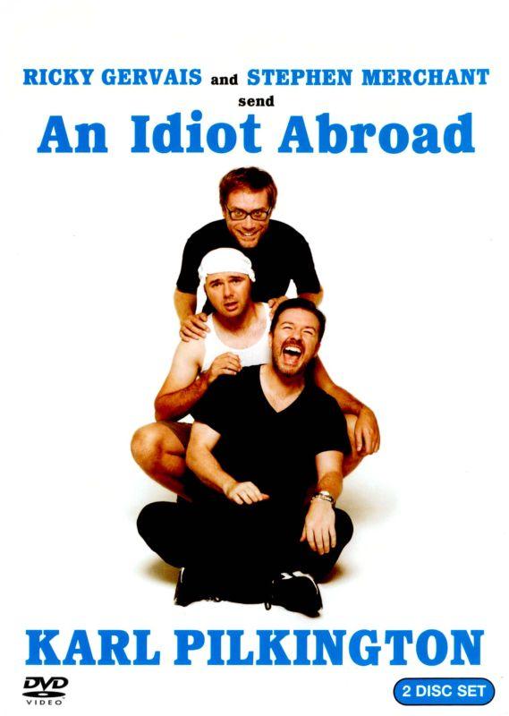 An Idiot Abroad [2 Discs] [DVD] 7062656