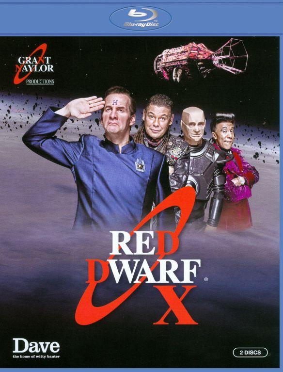 Red Dwarf: X [2 Discs] [Blu-ray] 7064178