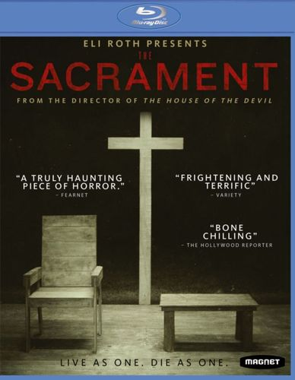 The Sacrament [Blu-ray] [2013] 7069109