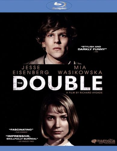 The Double [Blu-ray] [2013] 7069127