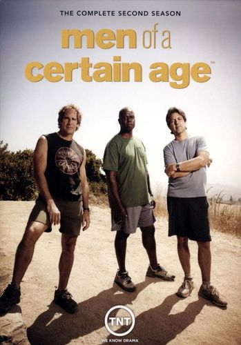 Men of a Certain Age: The Complete Second Season [3 Discs] [DVD] 7077536