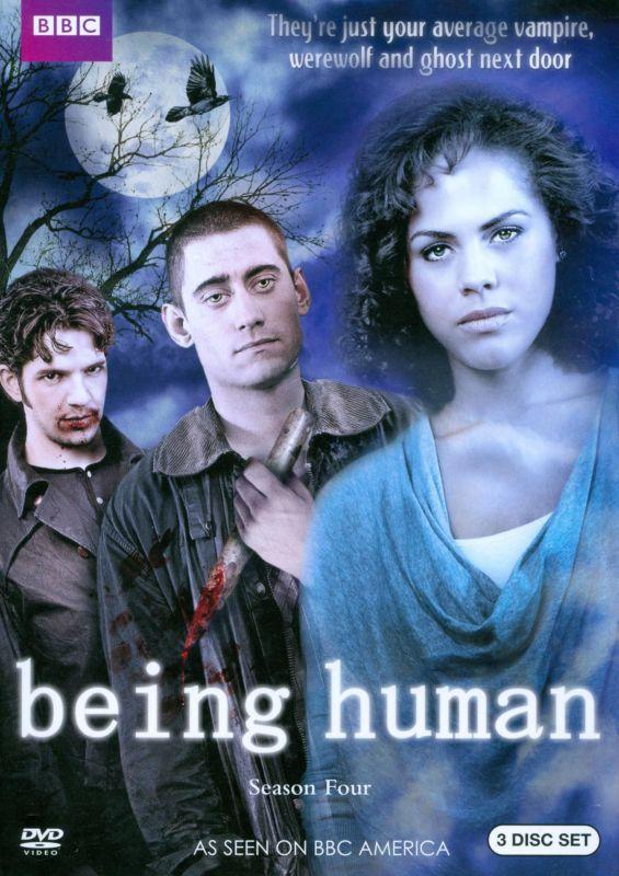 Being Human: Season Four [3 Discs] [DVD] 7078369