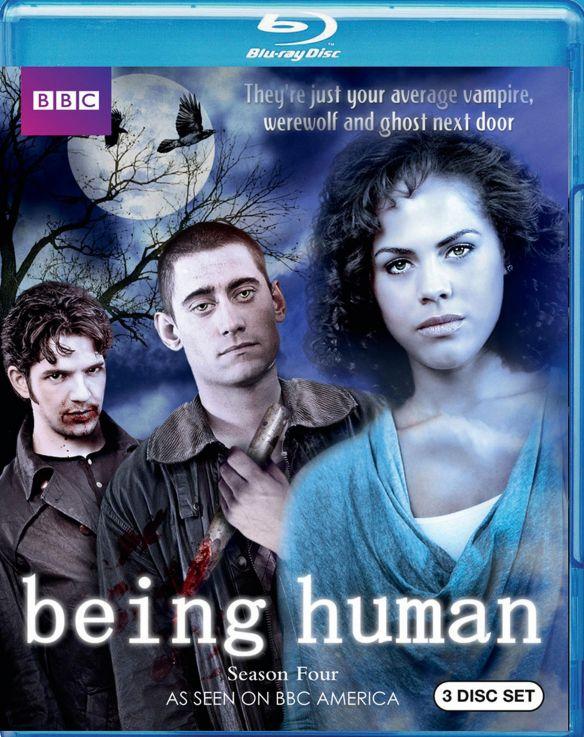 Being Human: Season Four [3 Discs] [Blu-ray] 7079067