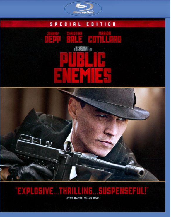 Public Enemies [Blu-ray] [2009] 7089304