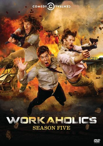Workaholics: Season Five [2 Discs] [DVD] 7092115