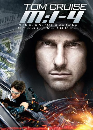Mission: Impossible - Ghost Protocol [DVD] [2011] 7092133