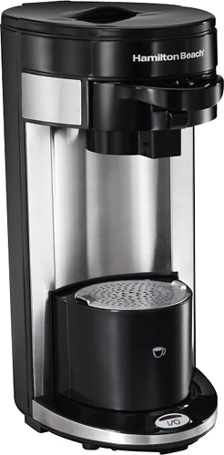 Hamilton Beach - FlexBrew Single-Serve Coffeemaker - Black 7098723