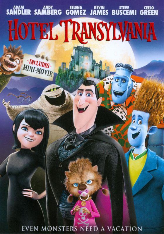 Hotel Transylvania [Includes Digital Copy] [UltraViolet] [DVD] [2012] 7117082