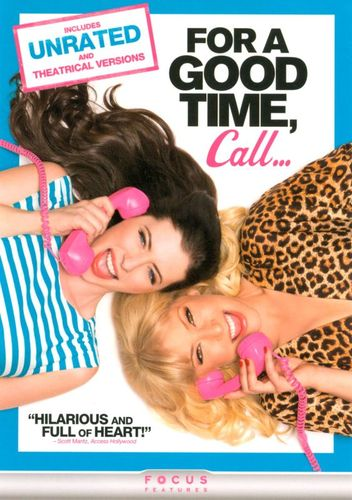For a Good Time. Call [DVD] [2012] 7118203