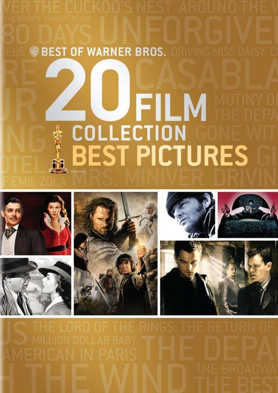 Best of Warner Bros.: 20 Film Collection - Best Pictures [23 Discs] [DVD] 7118479