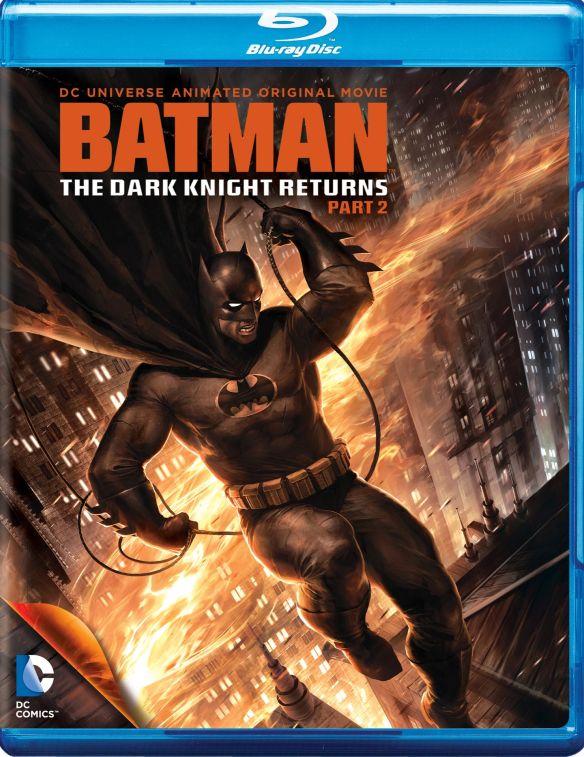 Batman: The Dark Knight Returns, Part 2 [Blu-ray] [UltraViolet] [Includes Digital Copy] [2013] 7118655