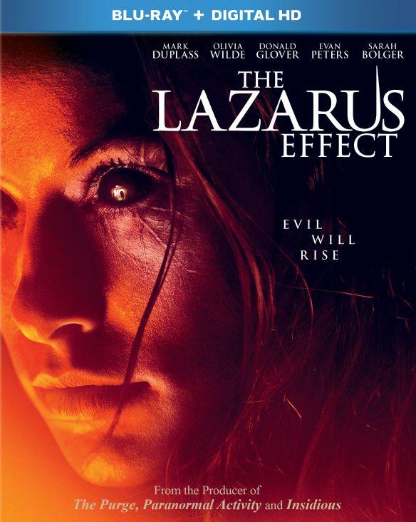The Lazarus Effect [Blu-ray] [2015] 7136107