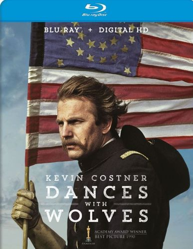 Dances With Wolves [25th Anniversary] [Blu-ray] [1990] 7136125