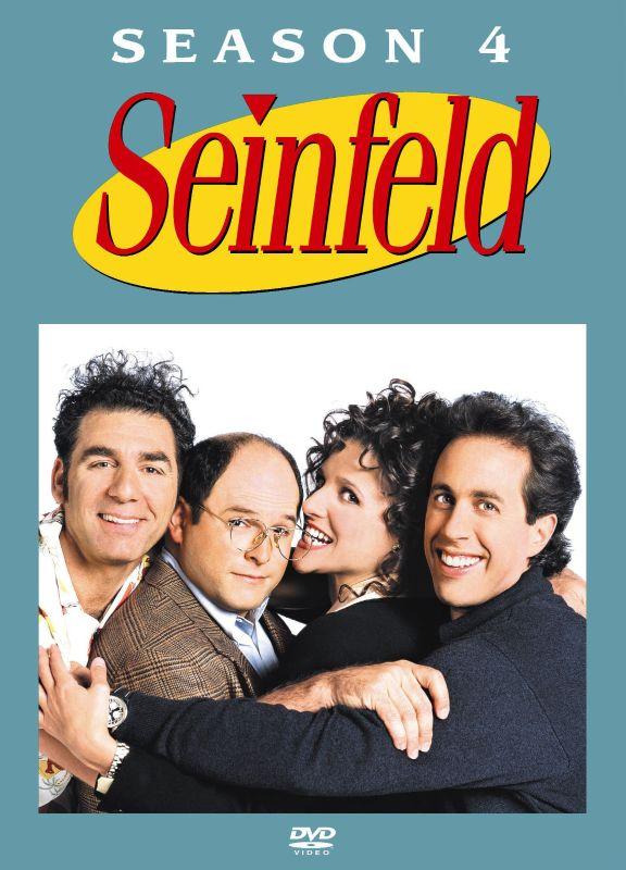 Seinfeld: Season 4 [4 Discs] [DVD] 7140113