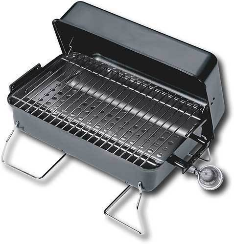 Char-Broil - Tabletop Grill - Black