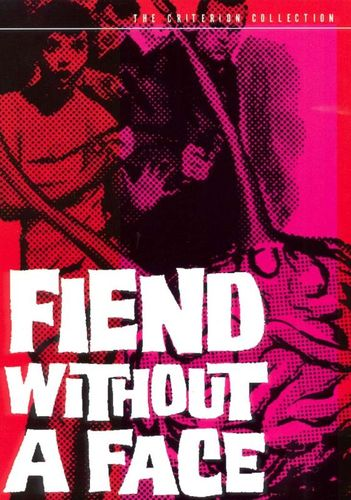 Fiend Without a Face [Criterion Collection] [DVD] [1958] 7143165