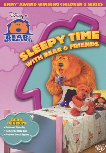 Bear in the Big Blue House: Sleepy Time With Bear and Friends [DVD]