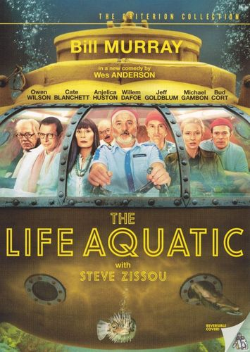 The Life Aquatic With Steve Zissou [Criterion Collection] [DVD] [2004] 7147535