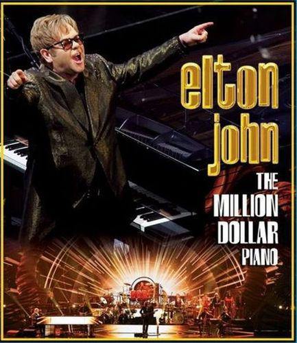 The Million Dollar Piano [Blu-Ray Disc] 7154098