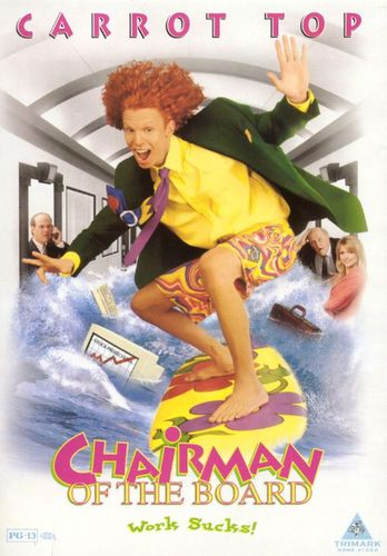 Chairman of the Board [DVD] [1998] 7156472
